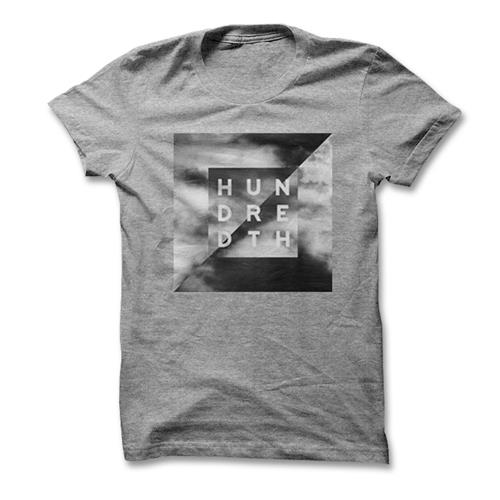 Square Clouds Heather Grey