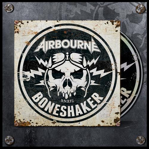 Boneshaker CD + DD