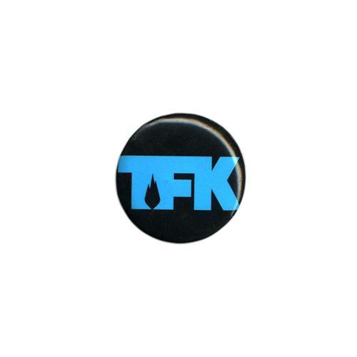Teal Logo On Black