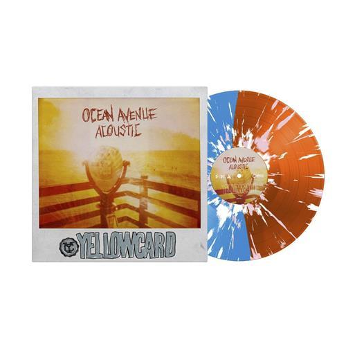Ocean Avenue Acoustic Ocean Sun Splatter