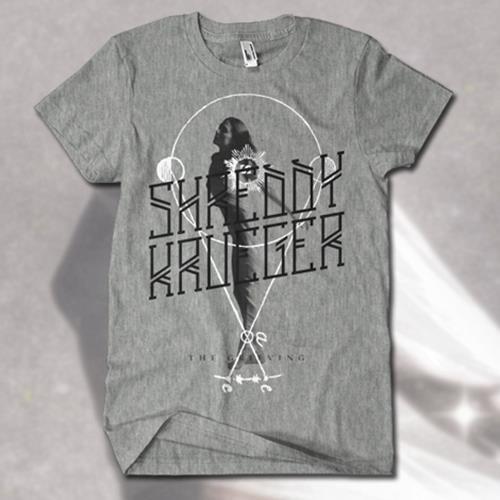 Standing Heather Grey T-Shirt