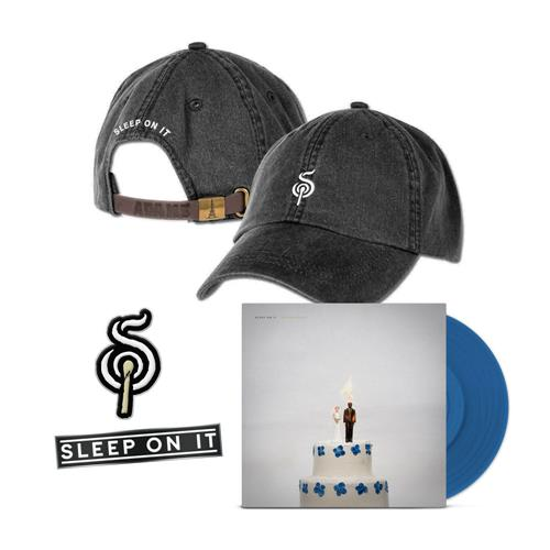 Overexposed LP / Hat / Pins