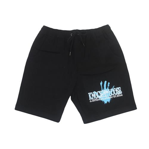 A Different Shade Of Blue Black Beach Shorts