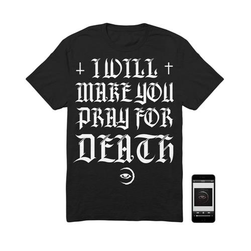 I Will Make You T-shirt + Download