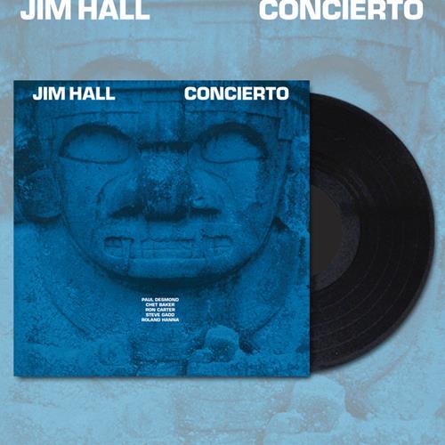 Concierto Black 180 Gram LP