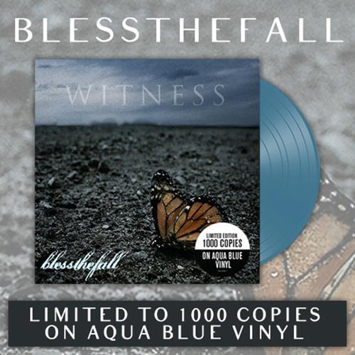 Blessthefall Witness Vinyl LP