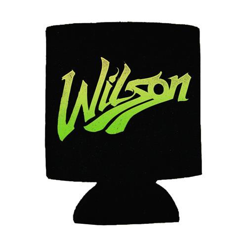 Wilson Black Drink Koozie