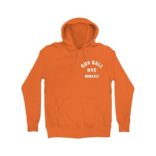 Letters Orange