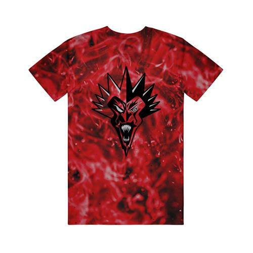 Red Fred Tie-Dye