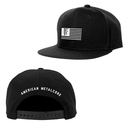 American Metalcore Black Snapback   FFAK   MerchNOW - Your Favorite ... b42061eb617b