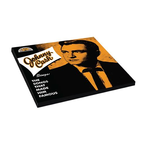 Johnny Cash - Sings The Songs That Made Him Famous - Digipack CD