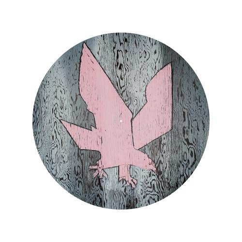 Pink Eagle Vinyl Slip Mat
