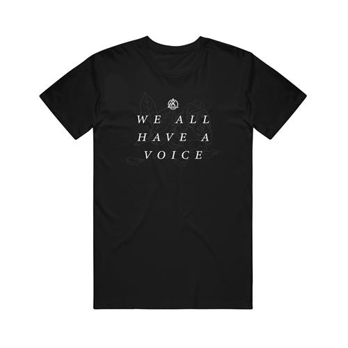 We All Have A Voice T-Shirt + DD