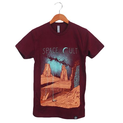 Space Cult v2.0 / Maroon