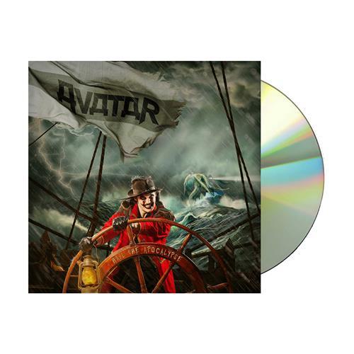 Hail The Apocalypse CD