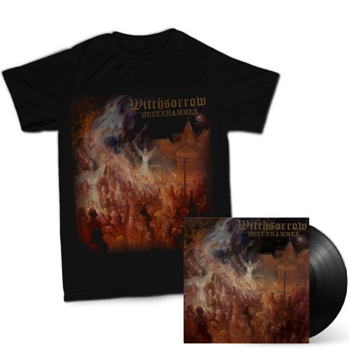 Hexenhammer LP/T-Shirt
