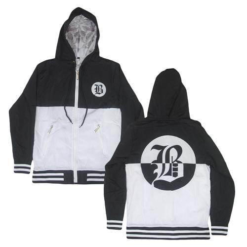 Big B Black/White Jacket