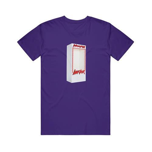 Purple Box Tee + Industry Plant Digital