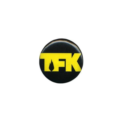 Yellow TFK Logo On Black