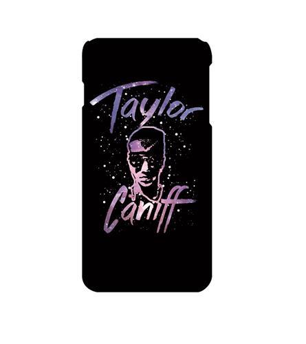 Galaxy Black Iphone 6 Plus Case