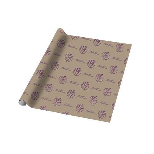 3 Pieces Holiday Wrapping Paper