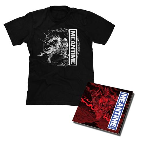 Meantime [REDUX] CD & T-Shirt - Various Artists