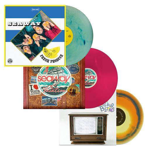 Fresh Produce LP Collection + DD