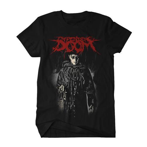 Impending Doom - The Serpent Servant Black $6 Sale