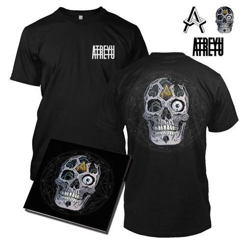 CD + T-SHIRT + PIN SET + DIGITAL ALBUM