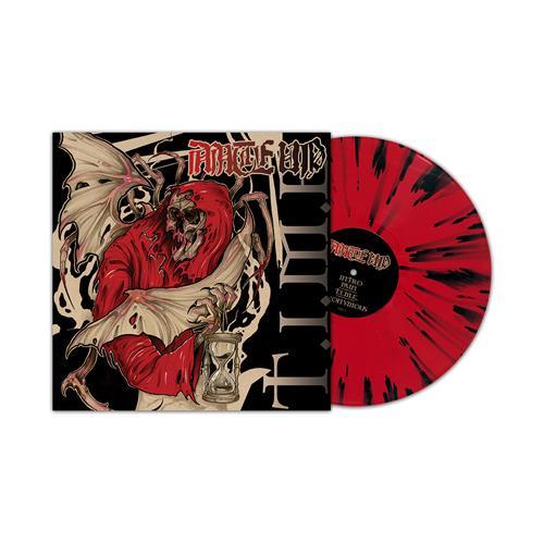 T.I.M.E. Red Splatter Vinyl