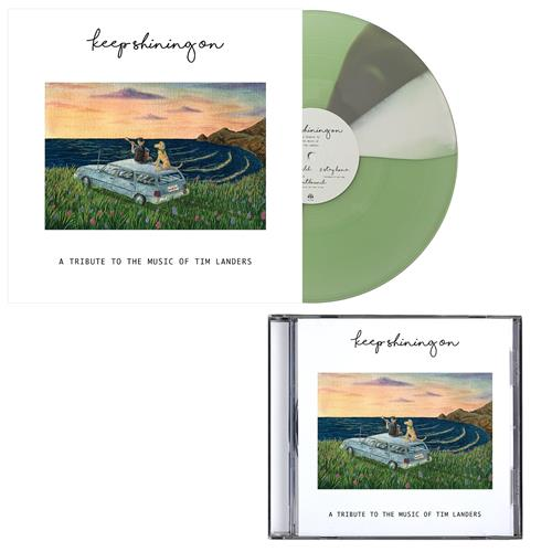 Keep Shining On LP+CD Bundle 2