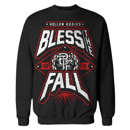Hollow Bodies Black Crewneck Sweatshirt *Final Print!*