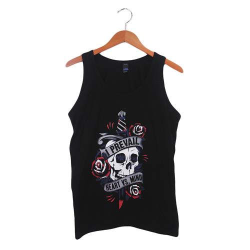 Tattoo Skull Black