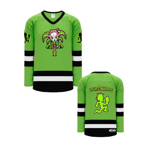Yum Yum Flytrap Green/White/Black Hockey