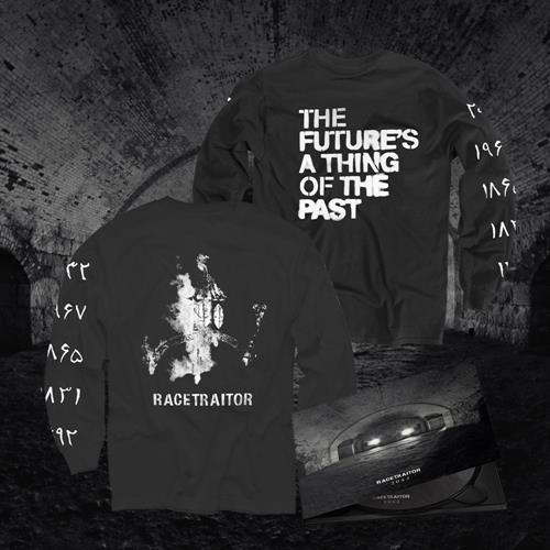 2042 - Burn Black Long Sleeve + CD