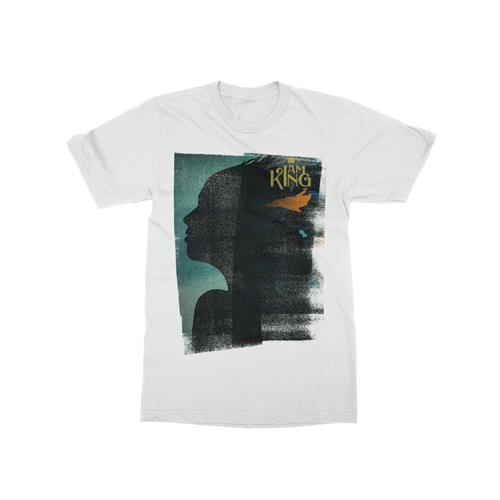 Album Art White T-Shirt