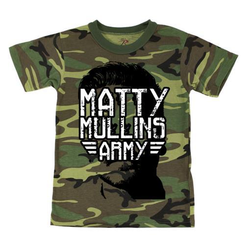 Matty Mullins Army