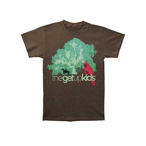 The Get Up Kids Tree Brown