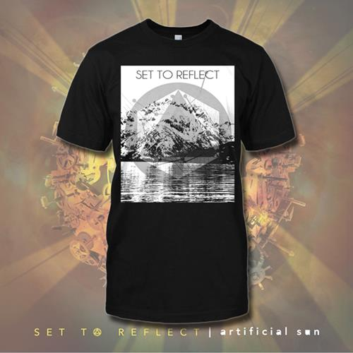 Mountain Black T-Shirt