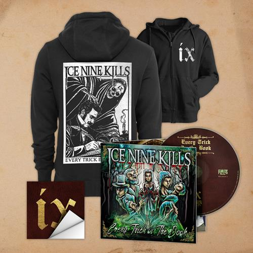 Ice Nine Kills - Every Trick In The Book Bundle 3