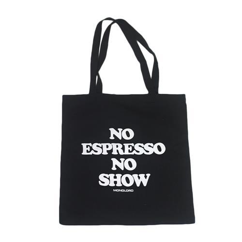 No Espresso Black