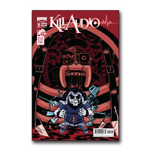 Vol. 1 Issue 2 Cover B