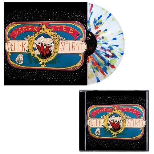 Better Spirit LP + CD + DD