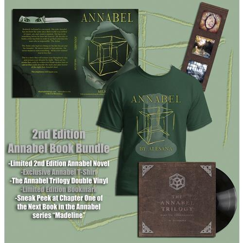 Annabel 2nd Edition Vinyl