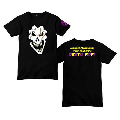 Death Pop Skull Black