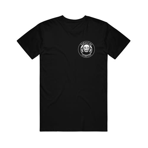 Friend Club Badge Black