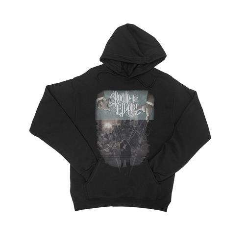 The Fallout/Limitless Album Art Black Hooded Pullover