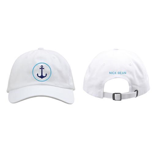 Anchor White Dad Hat