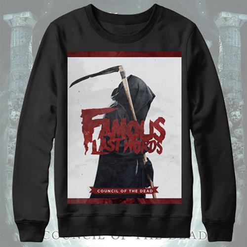 Reaper Black Crewneck Sweatshirt