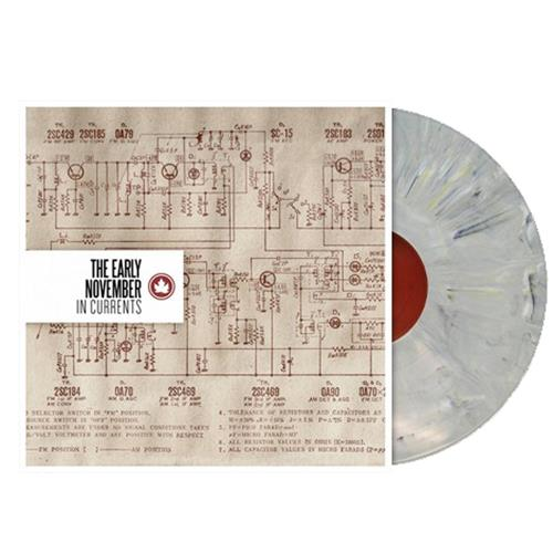 In Currents Grey Marble LP